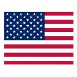 Los Estados Unidos de América los E.E.U.U. Tarjetas Postales