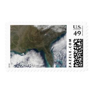 Los Estados Unidos de América meridionales Sellos Postales