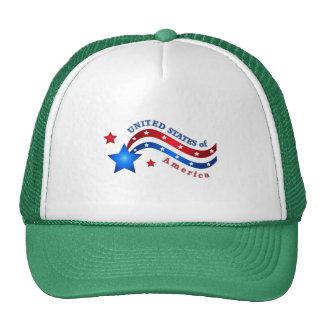 Los Estados Unidos de América protagonizan América Gorro De Camionero