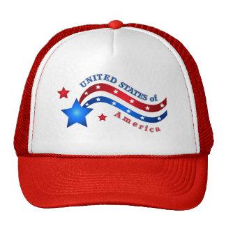 Los Estados Unidos de América protagonizan América Gorros