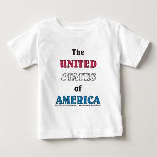 los Estados Unidos de América T-shirt
