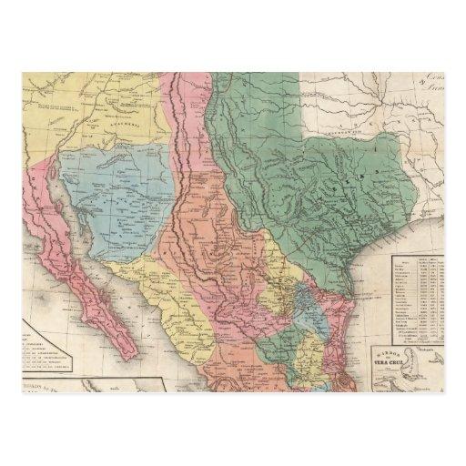 Los Estados Unidos y el México Postal