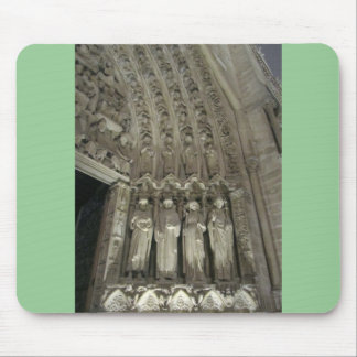 Los estatutos de Notre Dame Mousepads