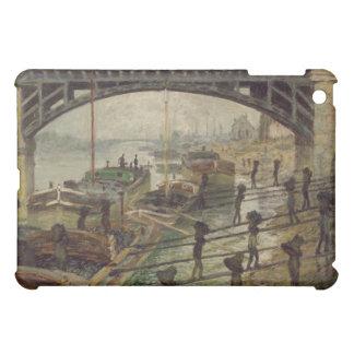 Los estibadores del carbón - Claude Monet