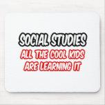 Los estudios sociales… todos los niños frescos lo  tapetes de ratón