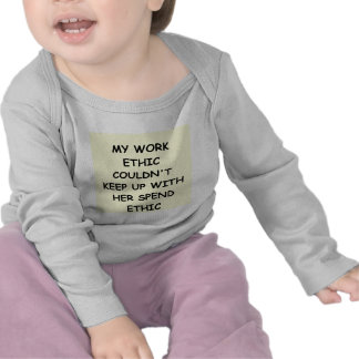 los éticas del divorcio camisetas