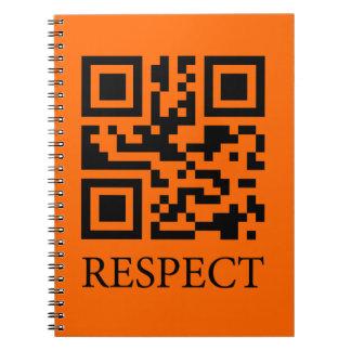 Los éticas: Libre albedrío de Repsect Notebook