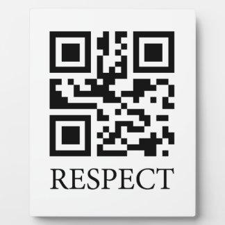 Los éticas: Libre albedrío de Repsect Placa De Madera