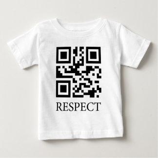 Los éticas: Libre albedrío de Repsect Playera De Bebé