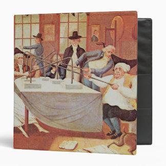 """Los experimentos de Benjamin Franklin con Carpeta 1 1/2"""""""