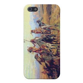 Los exploradores iPhone 5 fundas