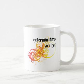 Los Exterminators son calientes Tazas