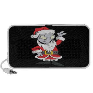 Los extranjeros celebran navidad también iPod altavoz