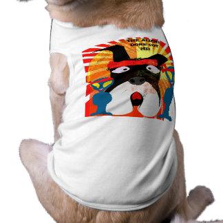 ¡Los extranjeros hechos me consiguieron! Camisetas De Perrito