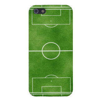 los fans de deportes reales usted tiene el campo iPhone 5 cárcasa