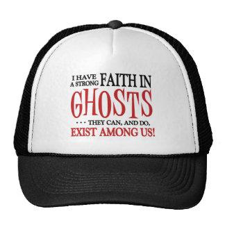 Los fantasmas existen gorras