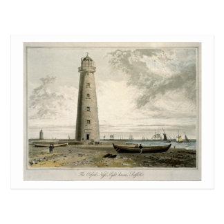 Los faros de Orford Nefs, Suffolk, del volumen Tarjeta Postal