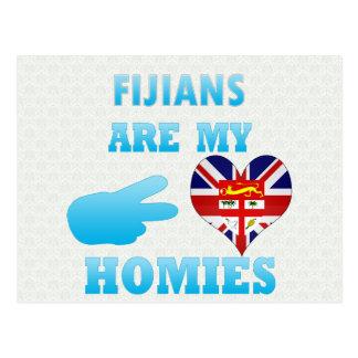 Los Fijians son mi Homies Postal