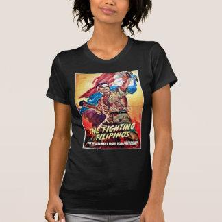 Los filipinos que luchan camisetas