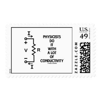 Los físicos lo hacen con mucha conductividad envio