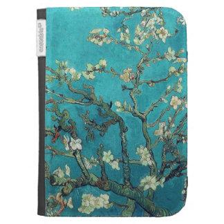 Los flores de la almendra de Van Gogh encienden la