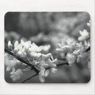 Los flores del cojín de ratón de la primavera alfombrilla de raton