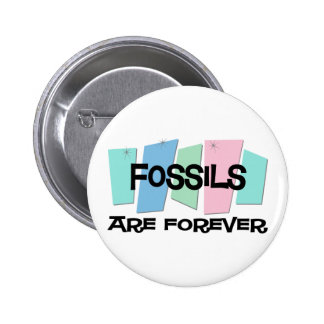 Los fósiles son Forever Pins