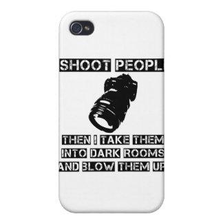 Los fotógrafos son tan violentos iPhone 4 coberturas