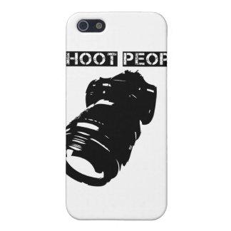 Los fotógrafos son violentos iPhone 5 funda