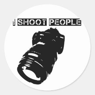 Los fotógrafos son violentos pegatinas