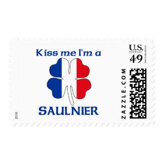 Los franceses personalizados me besan que soy Saul