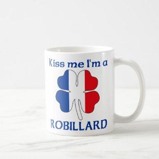 Los franceses personalizados me besan que soy taza