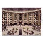 Los franceses se lamen, el hotel del oeste de las  tarjeta