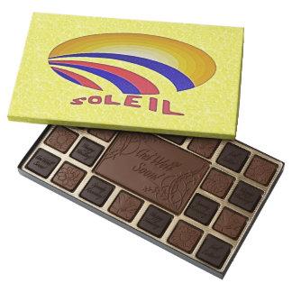 Los franceses Soleil consiguen la caja pronto