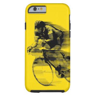 Los franceses viajan al jersey amarillo funda de iPhone 6 tough