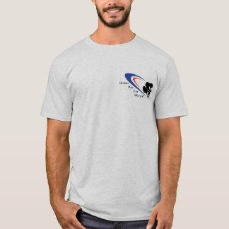 ¡Los frenos están para los Wimps! camiseta
