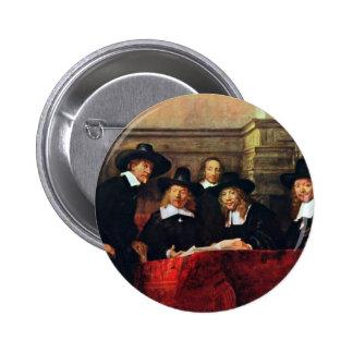 Los funcionarios del muestreo. Por Rembrandt Van R Pins