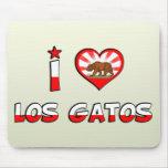 Los Gatos, CA Alfombrilla De Raton