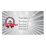 Los Gatos, CA Double-Sided Standard Business Cards (Pack Of 100)