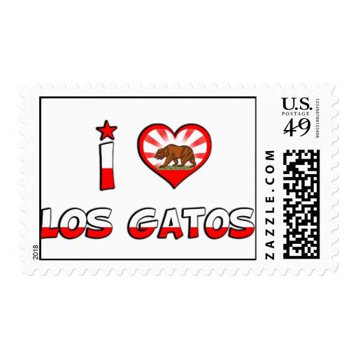Los Gatos, CA Envio