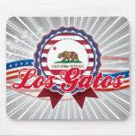 Los Gatos, CA Mouse Pad