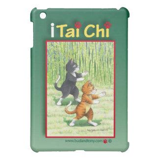 Los gatos de la ji del Tai caso del iPhone 4 flore