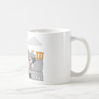Los gatos de la taza de café de París