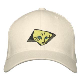 Los gatos del techo bordaron el gorra gorras bordadas