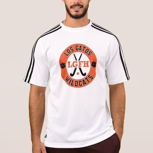 Los Gatos Field Hockey Mens Addidas Shirt