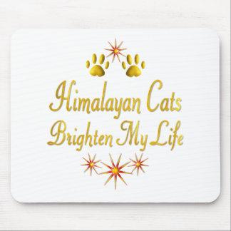 Los gatos Himalayan aclaran mi vida Tapete De Ratón
