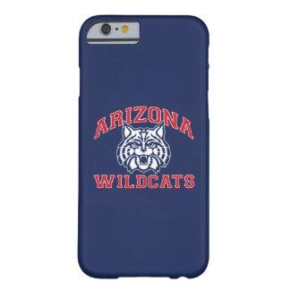 Los gatos monteses de la Universidad de Arizona el Funda Barely There iPhone 6