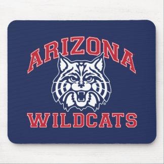 Los gatos monteses de la Universidad de Arizona el Tapetes De Raton