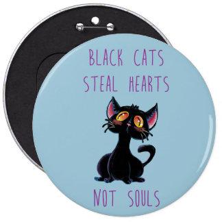 Los gatos negros roban el Pin de las almas de los