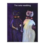 (Los gatos que casan la lona envuelta) Lona Envuelta Para Galerias